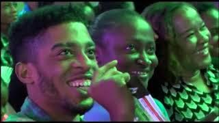 Kenny Blaq Performs GospelVersion Of Man's No Hot At KICC Church