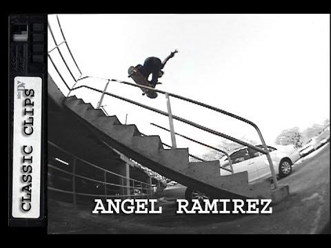 Angel Ramirez Skateboarding Classic Clips #152 Florida