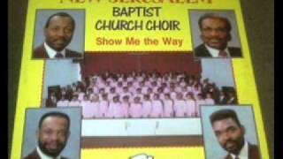 *Audio* The Lord Will Make A Way: The New Jerusalem Baptist Church Choir