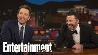 Ben Affleck: 'I Wish To God' Matt Damon Got Robin Role As Child | News Flash | Entertainment Weekly