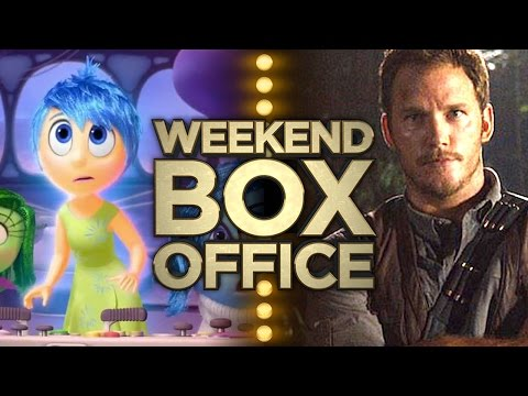 Weekend Box Office - June 19-21, 2015 - Studio Earnings Report HD