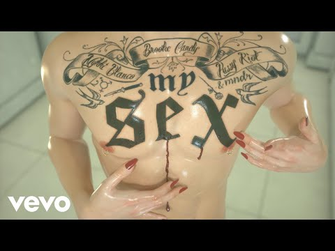 Brooke Candy - My Sex [OFFICIAL VIDEO] (Explicit) ft. Pussy Riot, Mykki Blanco, MNDR thumbnail