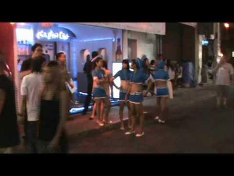 Martin Pattaya Walking Street.wmv