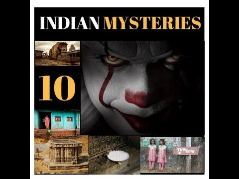 10 MYSTERIOUS PLACES IN INDIA