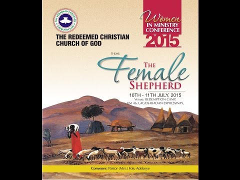 2015 NATIONAL FEMALE IN MINISTRY CONFERENCE