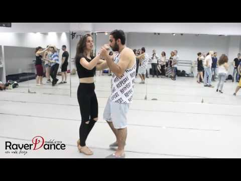Bachata workshop with Tzlil Diamant - Bachata waves (leading & performing)