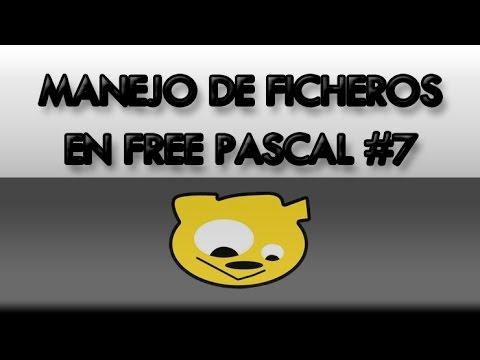 Manejo de Ficheros en Free Pascal #07: Ficheros Tipados - Guardar y Cargar Juegos
