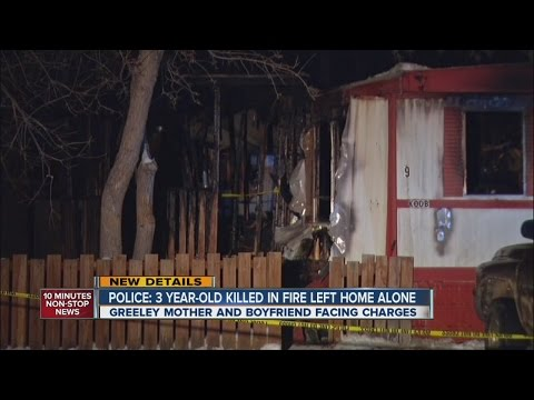 Mother, boyfriend facing charges after fire that...