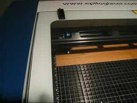 The Zing Laser Engraving System video