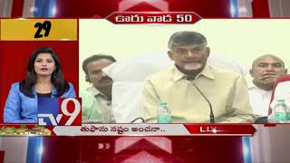 Ooru Vada 50 || Speed News || 15-10-2018 – TV9