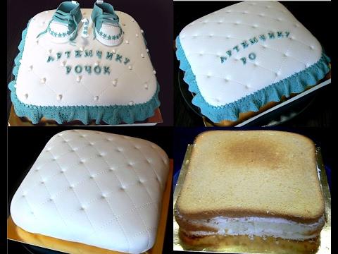 Как сделать самим торт из