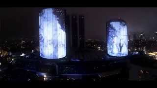 [Biggest Videomapping produced in Turkey!] Video
