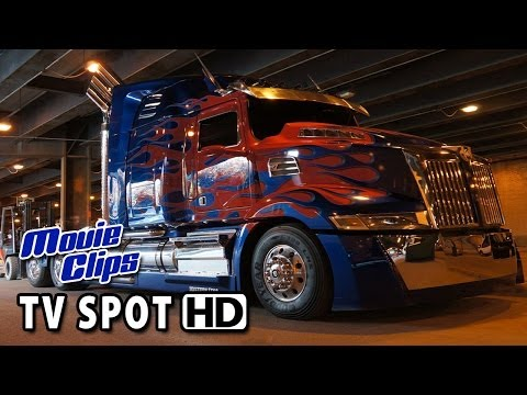 Transformers: Age of Extinction TV Spot - A New Era (2014) HD
