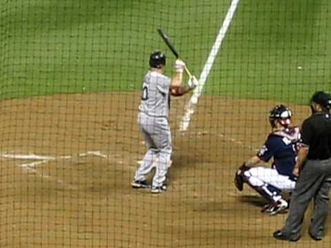 Kevin Youkilis Batting Stance Video