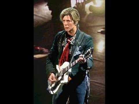 David Bowie Wonderworld Press Archives 90s