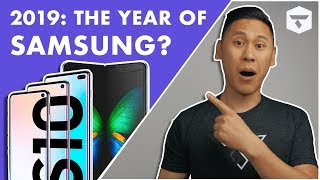Will SAMSUNG FAIL in 2019? Can the Galaxy S10 & Galaxy Fold Make Them Number 1 Instead?