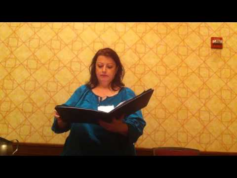 Saugatuck Summer - a reading from RainbowCon 2014