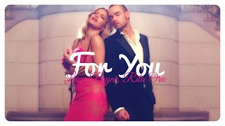 Download Lagu Liam Payne, Rita Ora - For You // Lyrics + Deutsche Übersetzung Gratis STAFABAND