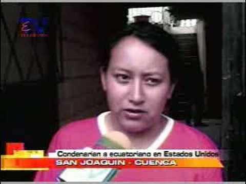 Condenarian a ecuatoriano en Estados Unidos