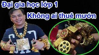 Phần 1 - Đại gia Phúc XO đeo vàng nhiều nhất Việt Nam chỉ học lớp 1  - Guufood