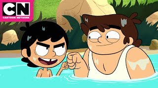 The Great Waterslide | Victor and Valentino | Cartoon Network