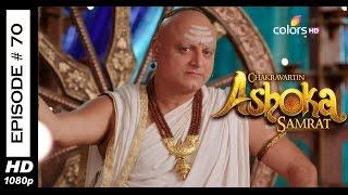 Chakravartin Ashoka Samrat - 8th May 2015 - चक्रवतीन अशोक सम्राट - Full Episode (HD)