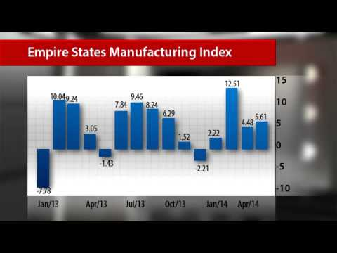 U.S. manufacturing output increases