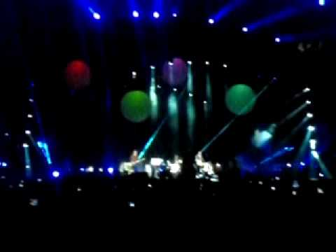 Viva La Vida And Lost + Feat Jay Z Coldplay Live 19/09/09 Viva La Vida Tour