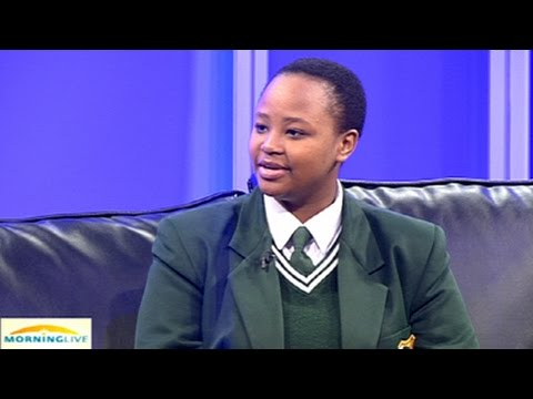 Mancotywa, Msomi on Heritage Education Schools Outreach Programme