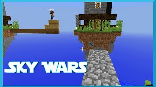 Minecraft Happy Hunger Games Server Sky Wars with Gamer Chad Alan