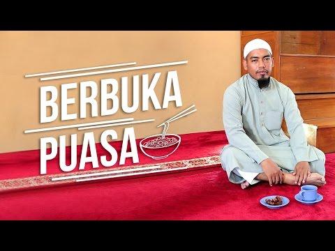 Seri Puasa 4: Berbuka Puasa - Ustadz Ainurrofiq, Lc