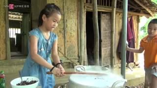 Trẻ hứng thú học làm nông dân   VnExpress