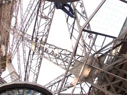 Eiffel Tower, 120 years old, gets facelift