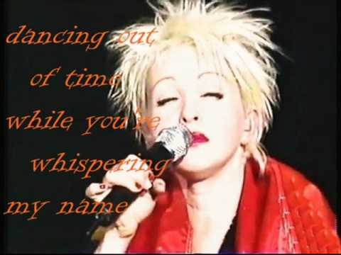 Cyndi Lauper - Still With Me