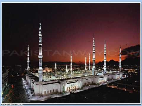 muhammed ka roza qareeb aaraha hai by junaid jamshed islamic...