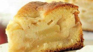 Яблочный пирог - ПРОСТЕЙШИЙ