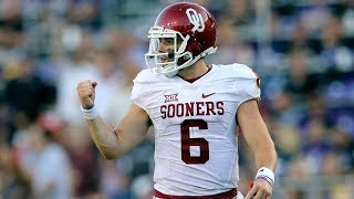 Baker Mayfield Reacts to Heisman Win | Stadium