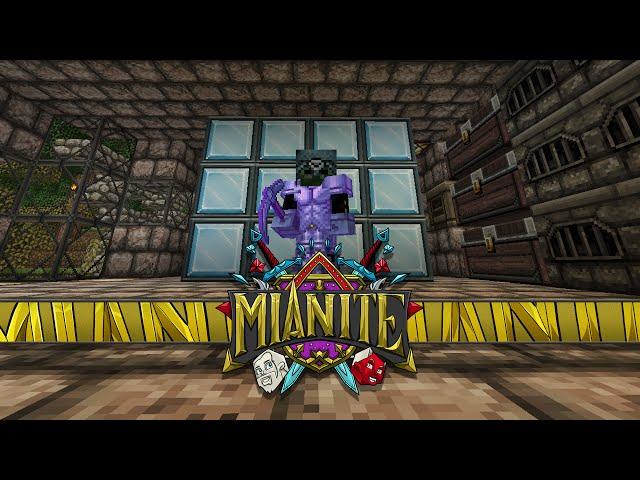 Minecraft: Mianite - SO MANY DIAMONDS!!!!!!! [60]