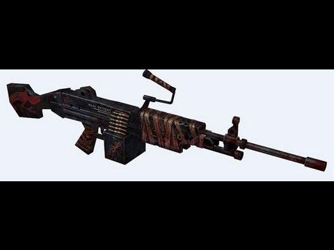 cso - 悍將M249 Music Videos