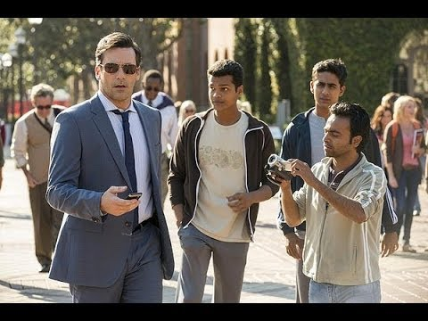 Million Dollar Arm (Starring Jon Hamm) Movie Review