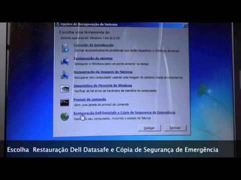 Formatando Restaurando Notebook DELL XPS L401X