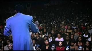Bernie Mac - I Say What You Scared to Say