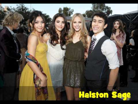 How To Rock's Halston Sage Interview with Wzra Tv