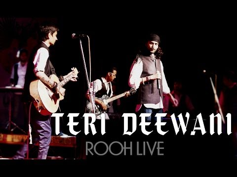 Teri Deewani | Kailash Kher | Rooh Live at Techjalsa