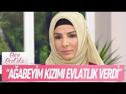 """""""Ağabeyim Hacı Ekrem Çetin, kızımı evlatlık verdi"""" - Esra Erol'da 8 Kasım 2017"""