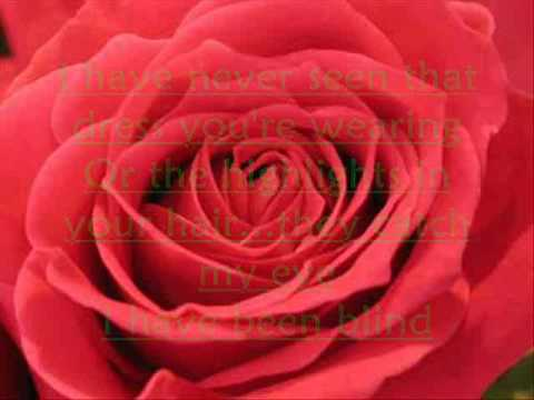 Chris de Burgh - Lady In Red (Lyric Video)