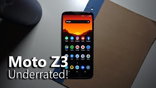 Motorola Moto Z3 Long Term Review: Underrated!