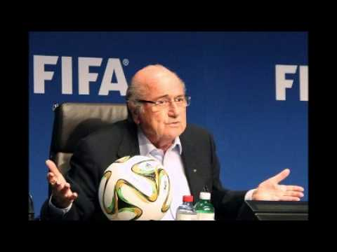 Sepp Blatter to resign amid FIFA corruption scandal