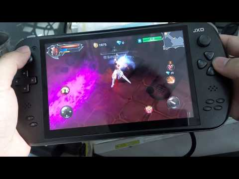 JXD S7800B Gamepad Review: Android game Dungeon Hunter 4 Perfect Running Part 3