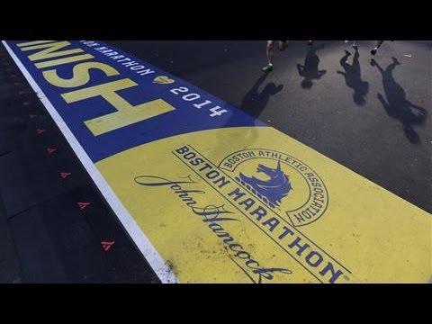 Boston Marathon Returns With Elevated Spirit, Security